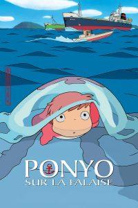 Ponyo sur la falaise streaming